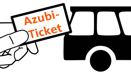 Titelbild Azubi Ticket