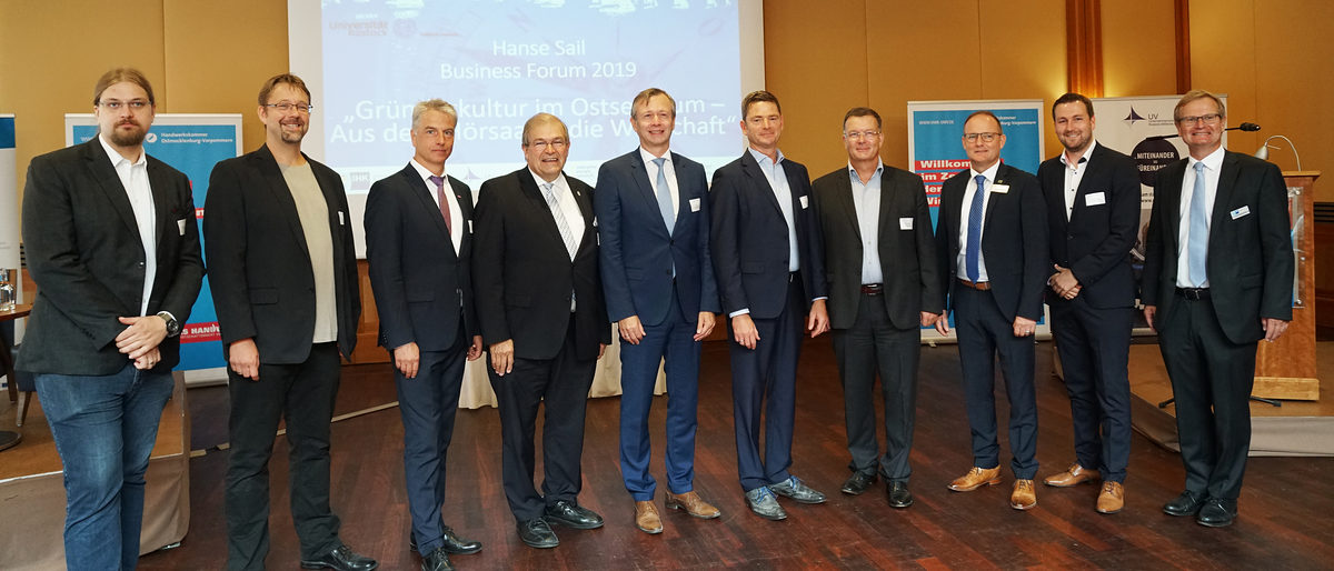 Hanse Sail Business Forum 2019